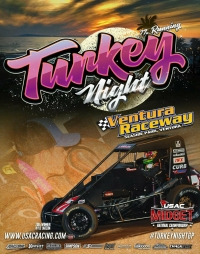 "RACEDAY: 77th ""Turkey Night Grand Prix:"" Nov. 23, 2017"