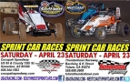 TULARE HOSTS WEST COAST SPRINTS, SOUTHWEST HEADS FOR YUMA