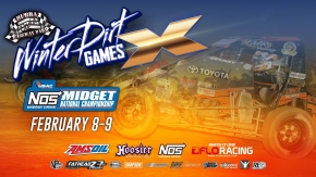 EVENT INFO: WINTER DIRT GAMES USAC MIDGETS FEB. 8-9, 2019