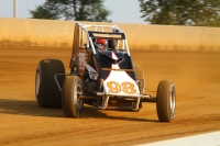 Chris Windom has led 20 laps in his USAC Silver Crown career at the Du Quoin (Ill.) State Fairgrounds.
