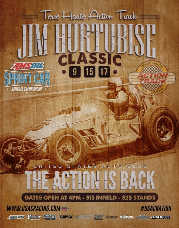 RACEDAY: Terre Haute - USAC AMSOIL National Sprints - Sept. 15, 2017