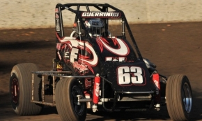 #63 Frankie Guerrini – 3rd in USAC Western States Midget Standings.
