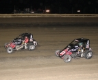 Christopher Bell and Rico Abreu