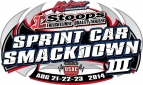 "RAIN FORCES ""SMACKDOWN"" FINALE TO SUNDAY AT KOKOMO"