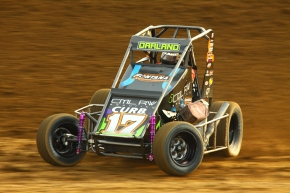 "DARLAND OPENS ""MIDGET WEEK"" WITH LINCOLN PARK TRIUMPH"