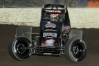 Kevin Thomas, Jr. has three points-paying USAC AMSOIL National Sprint Car feature victories in 2016.