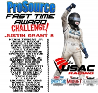 QUICK TIME GRANT EARNS PROSOURCE CHALLENGE TITLE