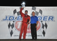"BYRNE BECOMES 100TH DIFFERENT SILVER CROWN WINNER IN LAST-LAP ""BYRIDER/VOGLER"" THRILLER!"