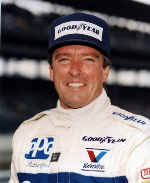 JOHNNY RUTHERFORD TO RECEIVE USAC HALL OF FAME PLAQUE
