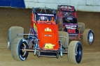 "#5 Chris Windom has won the past two runnings of the ""Jim Hurtubise Classic"" at Terre Haute. He's also won at Haubstadt."