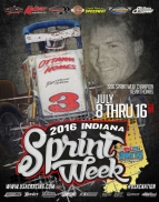 TERRE HAUTE INDIANA SPRINT WEEK POSTPONED TO SUNDAY