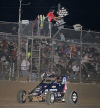 Bryan Clauson Wins at Ocala Saturday.