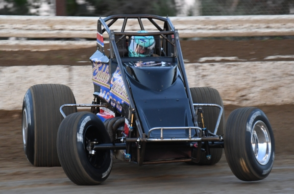 SCHUERENBERG ESCAPES TO VICTORY LANE IN WINTER DIRT GAMES VIII FINALE