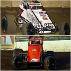 USAC SPRINT DOUBLEHEADER HITS THE HOOSIER STATE THIS FRIDAY-SATURDAY