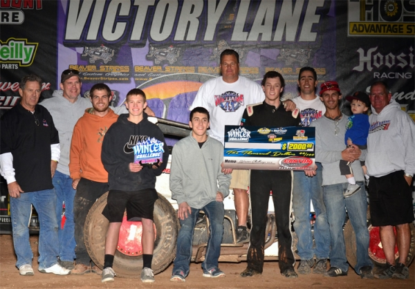 Colby Copeland wins at Peoria
