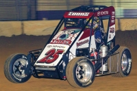 2007 Indiana Midget Week champion Jerry Coons, Jr. has had a solid start to the USAC National Midget season, standing 4th in points.