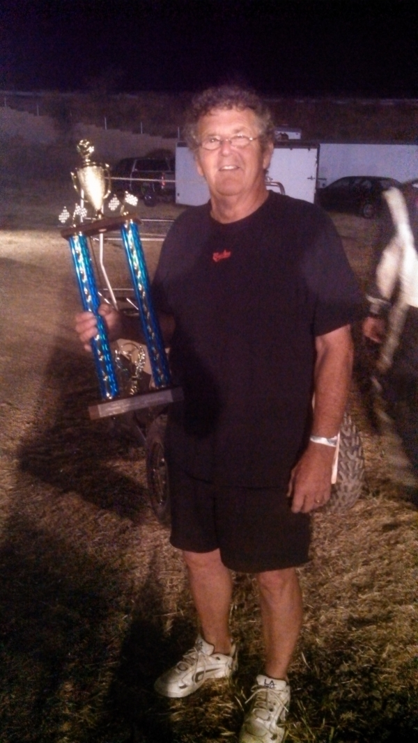 Wally Pankratz wins at Santa Maria!