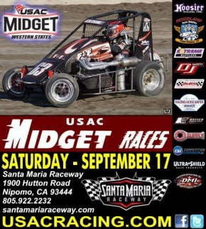 WESTERN STATES MIDGETS SET SAIL TO SANTA MARIA THIS SATURDAY