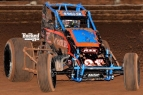STEVIE SUSSEX CHARGES TO VICTORY AT ARIZONA SPEEDWAY