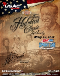 TONY HULMAN CLASSIC POSTPONED DUE TO RAIN