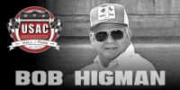 BOB HIGMAN: USAC HALL OF FAME CLASS OF 2016
