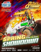 USAC SPRINTS HEAD FOR THE CLASS TRACK IN HAUBSTADT THIS SATURDAY