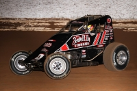 Oval Nationals Point Leader Kevin Thomas, Jr.