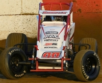 Chad Boespflug - 6th in USAC AMSOIL National Sprint Car points.