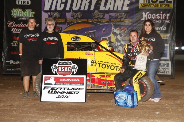 "HINES OPENS ""WESTERN WORLD"" WITH HONDA MIDGET WIN"