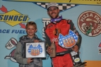 "AUSTIN WILLIAMS WINS CRA'S ""SALUTE TO INDY"""