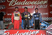 CLAUSON COLLECTS $10,000 WITH LAWRENCEBURG SPRINT CAR WIN
