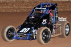 USAC SOUTHWEST SPRINT CAR BATTLE HEATS UP AT SAN TAN VALLEY