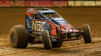 NOS Energy Drink Indiana Sprint Week point leader Justin Grant (Ione, Calif.)