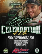 BRYAN CLAUSON CELEBRATION OF LIFE RACE TO KOKOMO ON FRIDAY; KEVIN THOMAS JR. TAKES SMACKDOWN V WIN