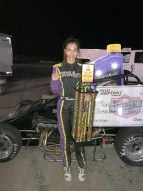 TONI BREIDINGER NOW AT 14 AFTER BULLRING VICTORY