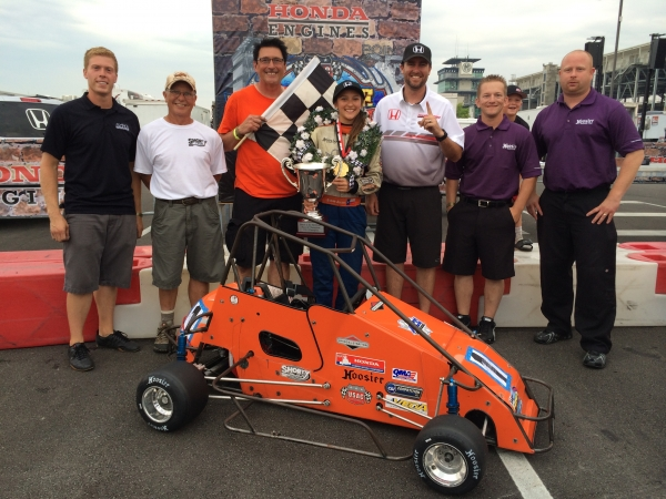 2014 Battle at the Brickyard Results