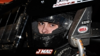 Jason McDougal will drive the Foxco #56 USAC Silver Crown Champ Car in Saturday's 38th running of the 4-Crown Nationals presented by NKT.tv at Eldora Speedway.