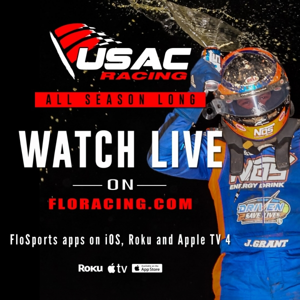 WATCH ALL USAC NATIONAL RACES IN 2019 FOR JUST $150 ON FLORACING.COM