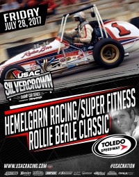 "RACEDAY: Toledo - ""Rollie Beale Classic"" - July 28, 2017"