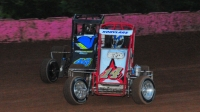 #14 Trevor Kobylarz won the most recent ARDC feature at Susquehanna Speedway in April.