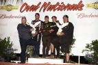 CLAUSON TAKES TWENTY-FIVE GRAND WITH OVAL NATIONALS WIN