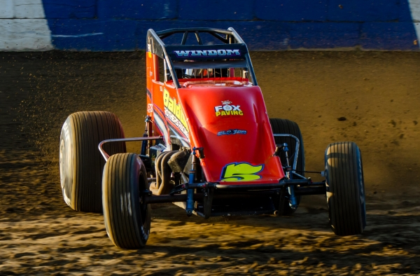 WINDOM STRIKES AGAIN FOR 2ND STRAIGHT HURTUBISE CLASSIC VICTORY