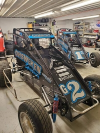 Kyle Cummins' ride for Indiana Midget Week June 4-9.
