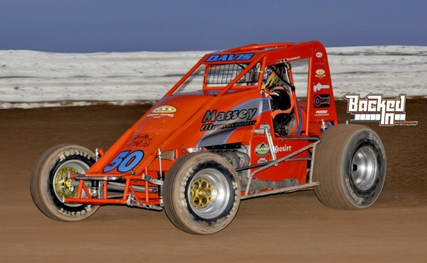 Charles Davis Jr. now #1 all-time among USAC Arizona winners.