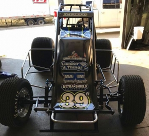 The Goodnight Racing #39G Dave Darland will race in this weekend's pair of USAC AMSOIL National Sprint Car races at Montpelier (Ind.) Motor Speedway on Friday and Lawrenceburg (Ind.) Speedway Saturday.