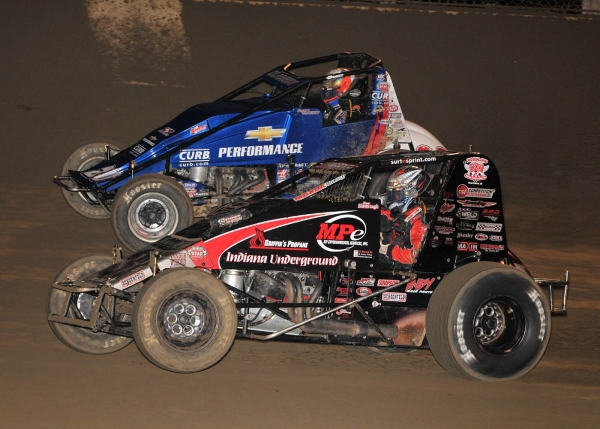 STANBROUGH SNEAKS BY CLAUSON LATE FOR FRIDAY