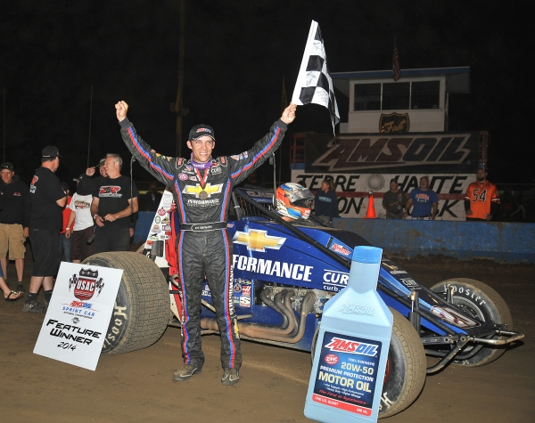 "CLAUSON EXORCISES TERRE HAUTE DEMONS, WINS ""DON SMITH CLASSIC"""