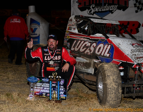 "Cory Kruseman wins the ""Doug Fort Memorial"""