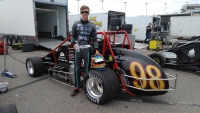 DAVEY HAMILTON, JR. SET FOR DUAL RACE WEEKEND IN INDY