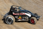Ryan Bernal returned to racing after graduating from firefighting training with a victory last Saturday at Santa Maria (Calif.) Raceway.